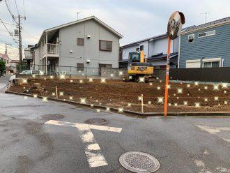 茅ヶ崎市浜之郷の解体工事を行いました。