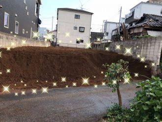 朝霞市栄町 解体工事を行いました。