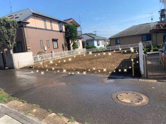 世田谷区砧の解体工事を行いました。