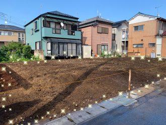 鎌ヶ谷市鎌ヶ谷の解体工事を行いました。