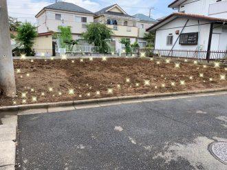 所沢市小手指元町の解体工事を行いました。