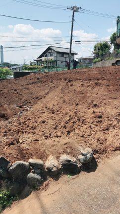 横浜市旭区川島町の解体工事を行いました。