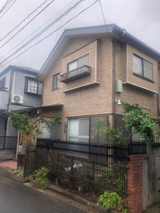 西東京市泉町の解体工事を行いました。