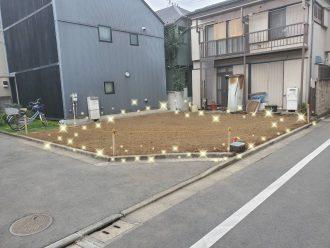 豊島区千川の解体工事を行いました。