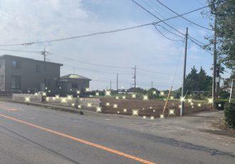 上尾市平方の解体工事を行いました。