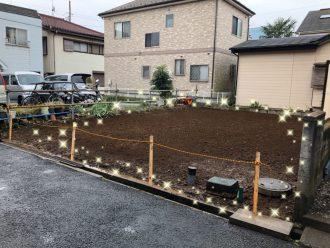 入間市東藤沢 解体工事を行いました。
