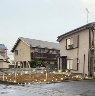 日野市三沢の解体工事を行いました。