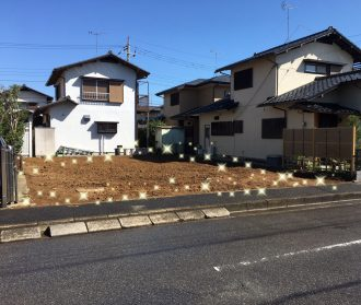 野田市岩名の解体工事を行いました。