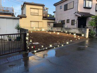 川越市並木の解体工事を行いました。