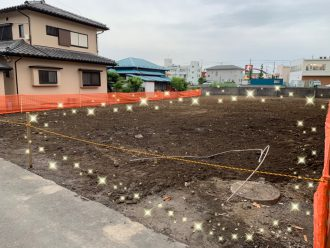 昭島市中神町の解体工事を行いました。