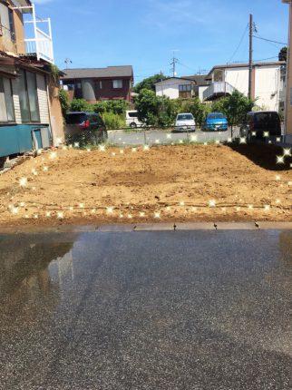 川口市安行慈林 解体工事を行いました。
