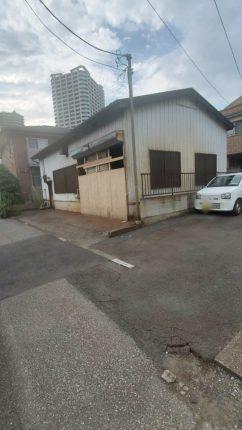川口市金山町の解体工事を行いました。