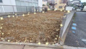 三郷市早稲田 解体工事を行いました。