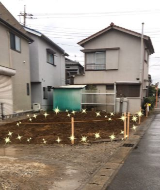 松戸市五香南 解体工事を行いました。
