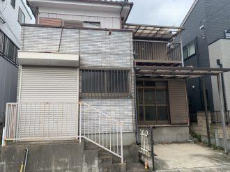 川口市弥平 解体工事を行いました。