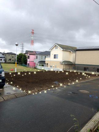 船橋市夏見台の解体工事を行いました。