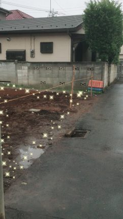 西東京市住吉町の解体工事を行いました。