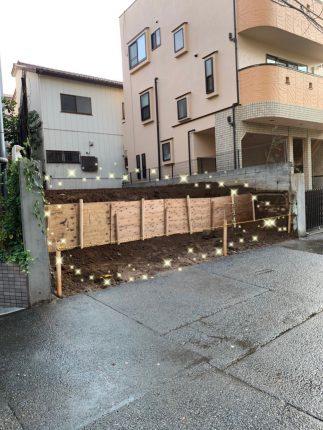板橋区清水町 解体工事を行いました。
