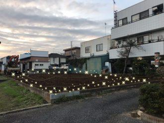 東松山市六反町 解体工事を行いました。