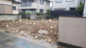 三郷市番匠免 解体工事を行いました。