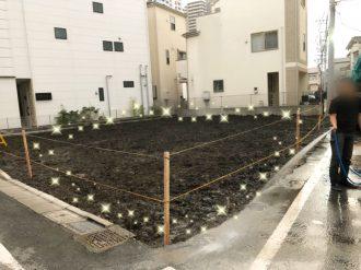 川口市金山町 解体工事を行いました。