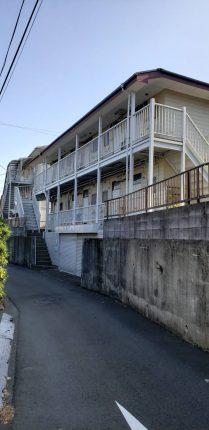 日野市南平 解体工事を行いました。