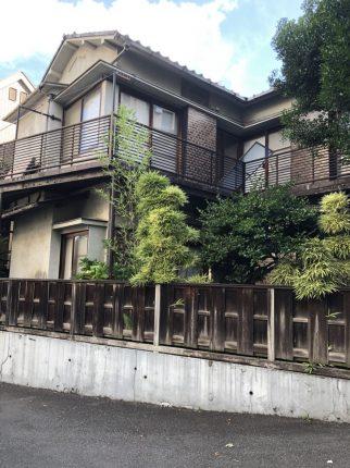 渋谷区幡ヶ谷の解体工事を行いました。
