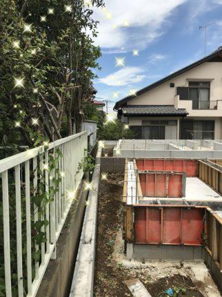 富士見市水子の解体工事を行いました。