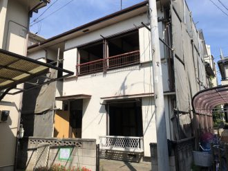 戸田市喜沢 解体工事を行いました。