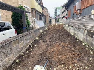 大宮区大成町 解体工事を行いました。