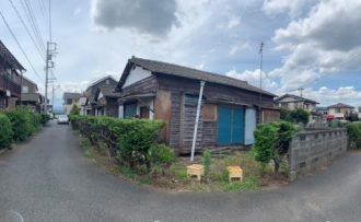 昭島市福島町の解体工事を行いました。