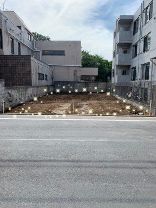 練馬区東大泉 解体工事を行いました。