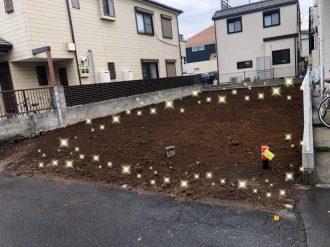 杉並区成田東 解体工事を行いました。