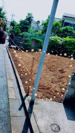 江戸川区本一色 ブロック撤去工事を行いました。