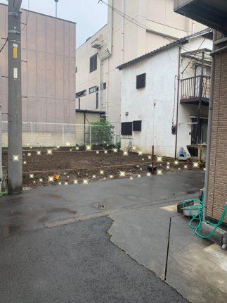 板橋区東坂下 解体工事を行いました。