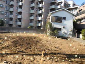 板橋区蓮根 解体工事を行いました。