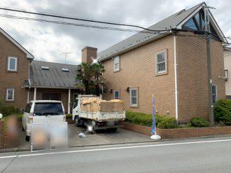 東村山市秋津町 解体工事を行いました。