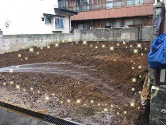 草加市栄町 解体工事を行いました。