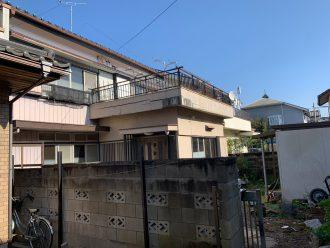 川越市仙波町 解体工事を行いました。