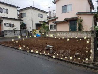 所沢市小手指元町 解体工事を行いました。