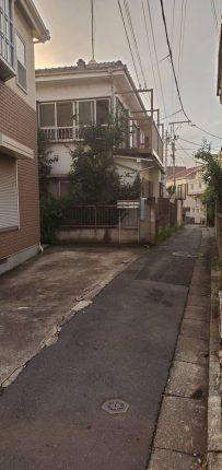 世田谷区太子堂 解体工事を行いました。